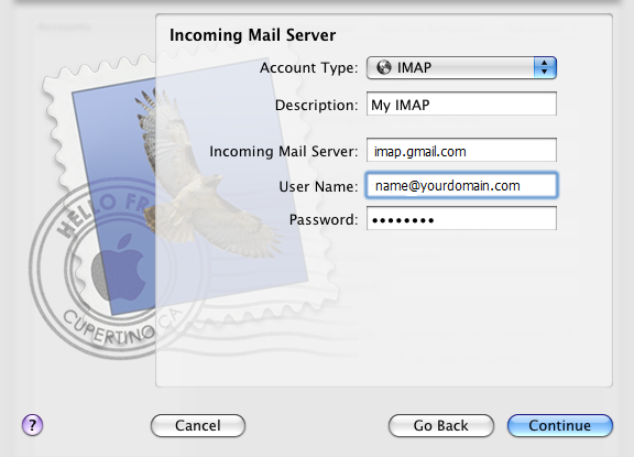 Step 4/6. How do I set up my email in Apple Mail?