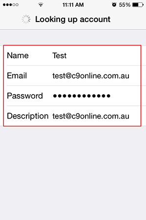 Step 6/10. How do I set up my email on my iPhone or iPad?