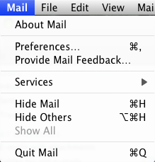 Step 1/6. How do I set up my FX mail account in Apple Mail?