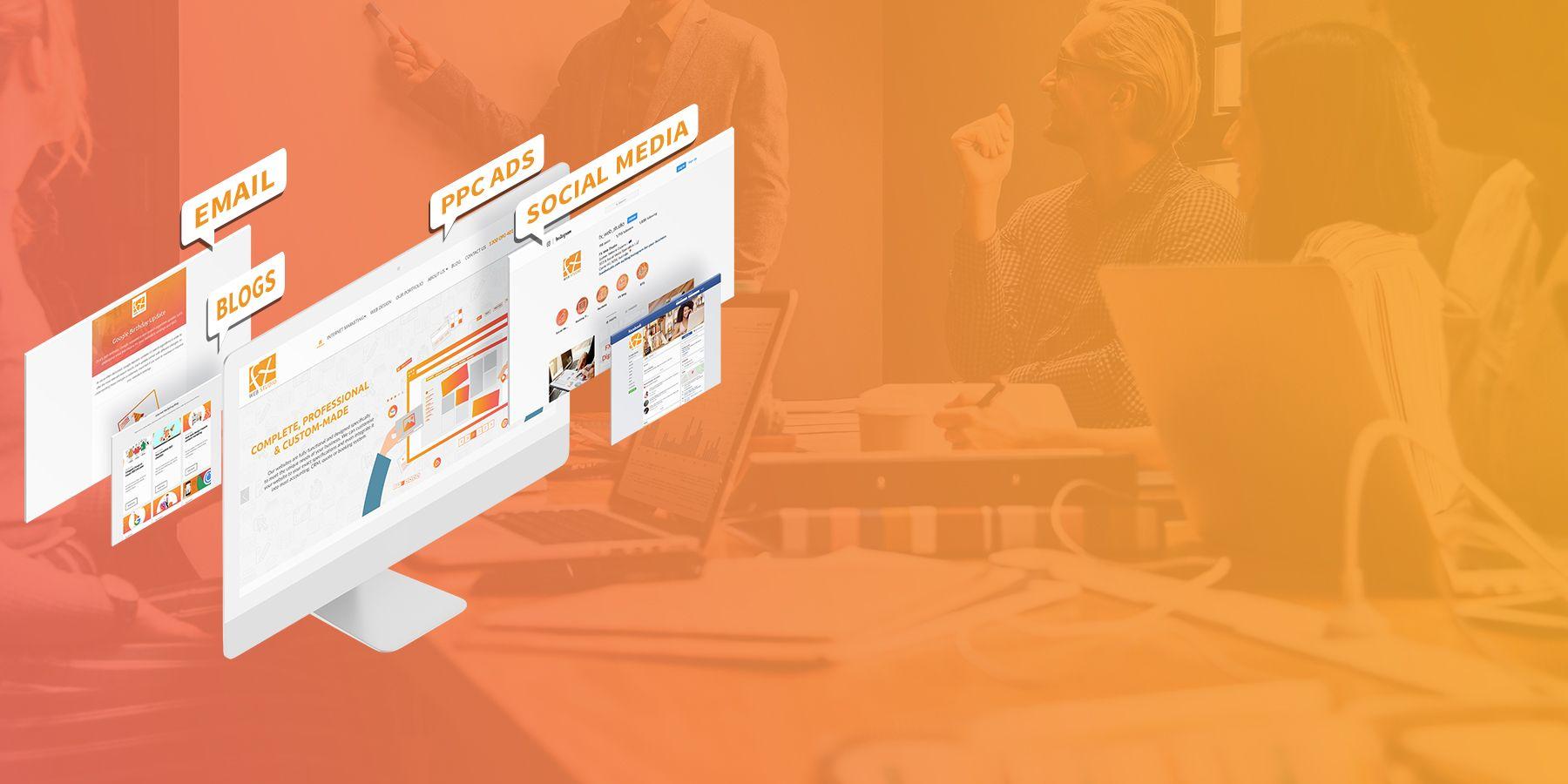 Digital Marketing Solutions()No Content