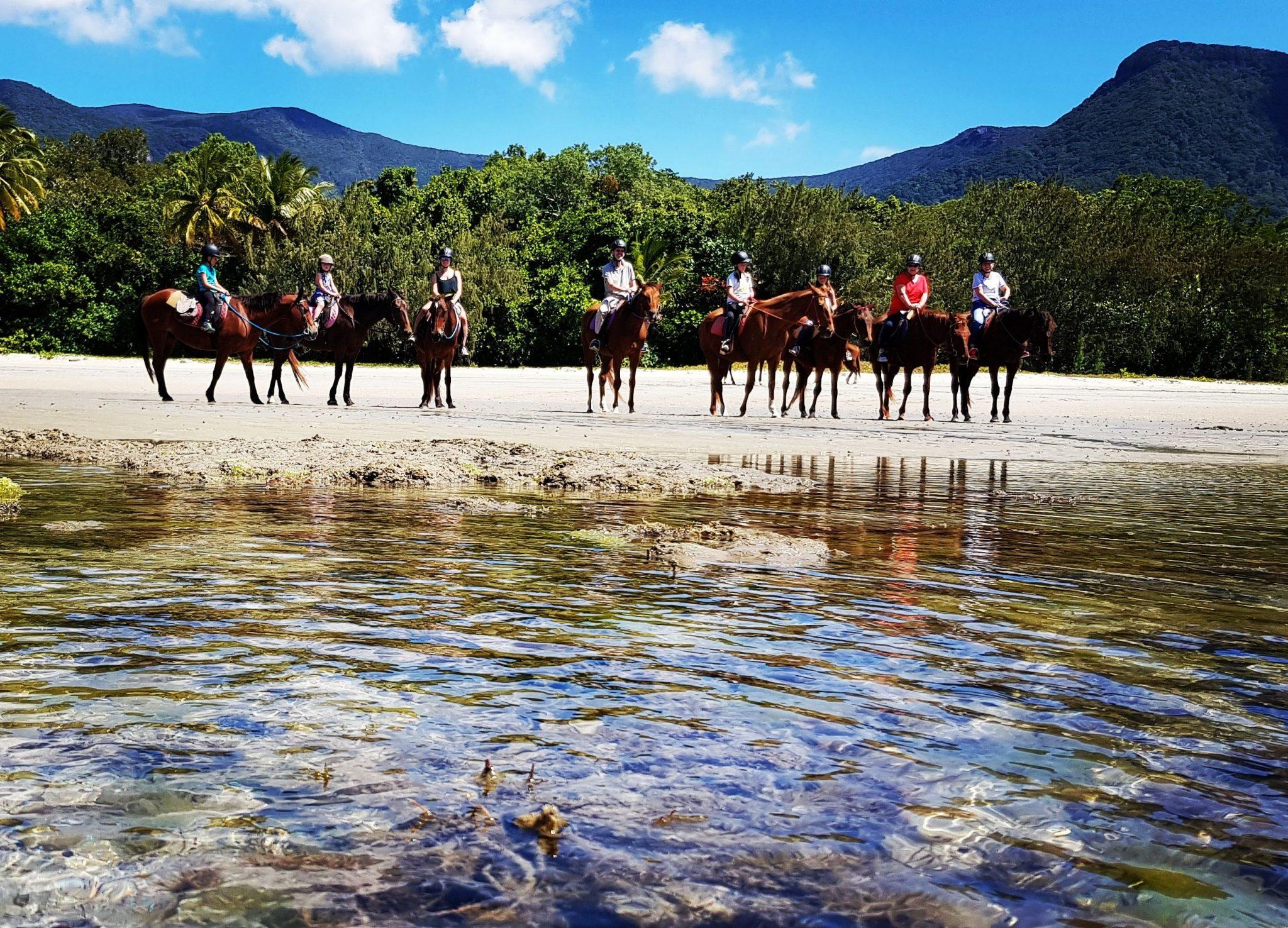Cape Trib Horse Rides