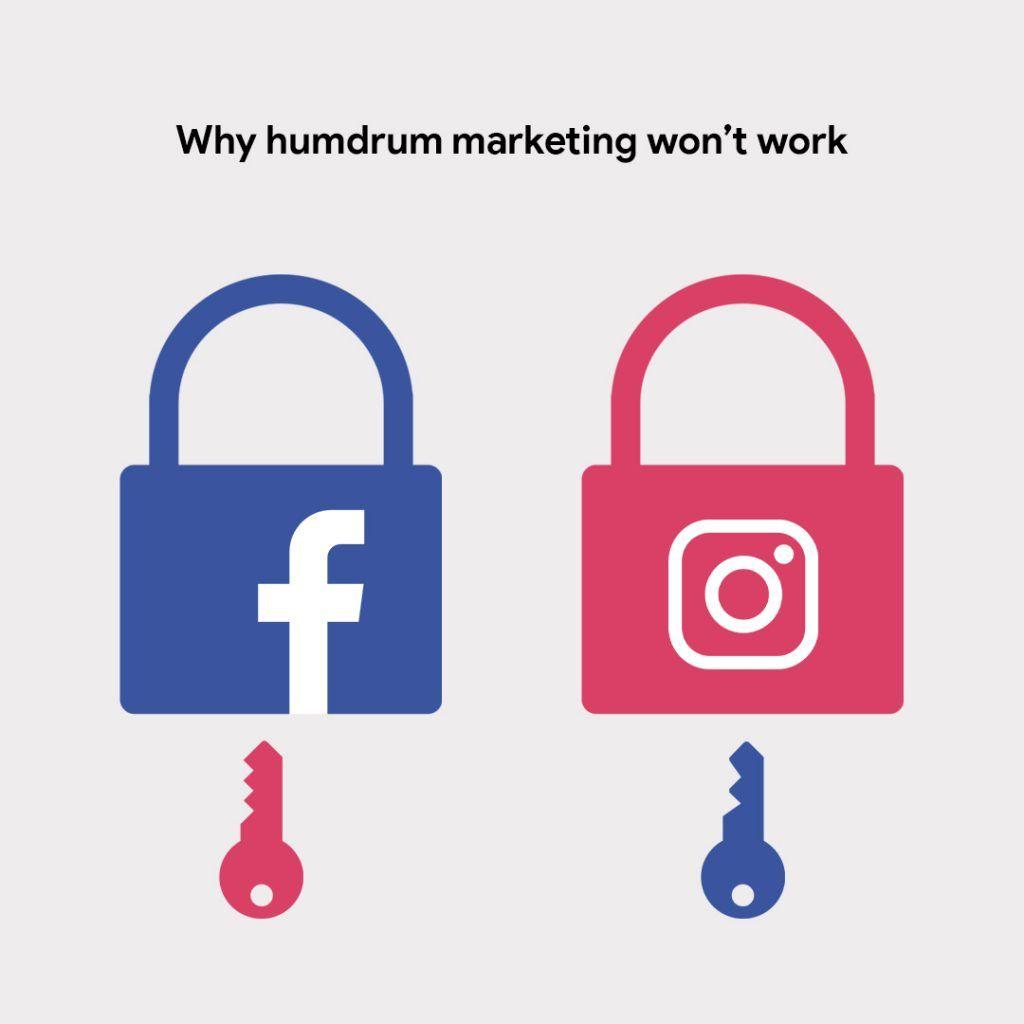 Why humdrum marketing won't work